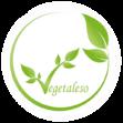 Vegetaleso logo quesos veganos